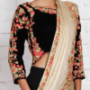 Best-out-of-waste-blouses-kurti-short-choli
