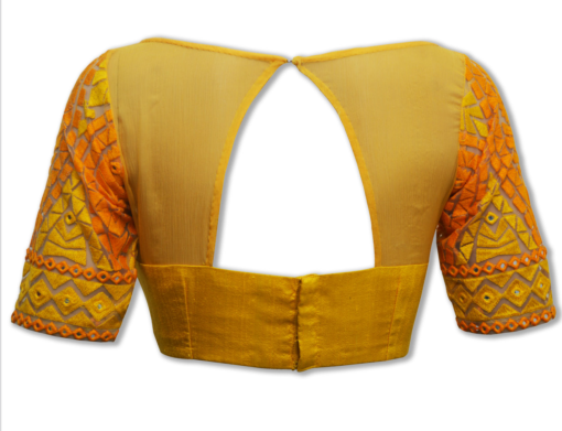 best-out-of-waste-blouses-open-back-neck-blouse-design-2