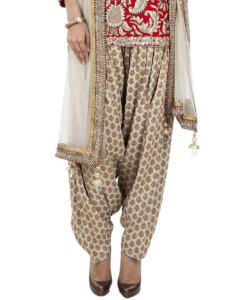 Best-out-of-waste-bottoms-salwar-semi-patiala