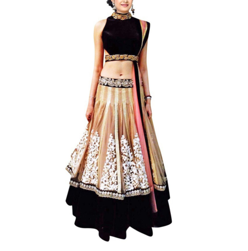 best-out-of-waste-lehenga-fish-tail
