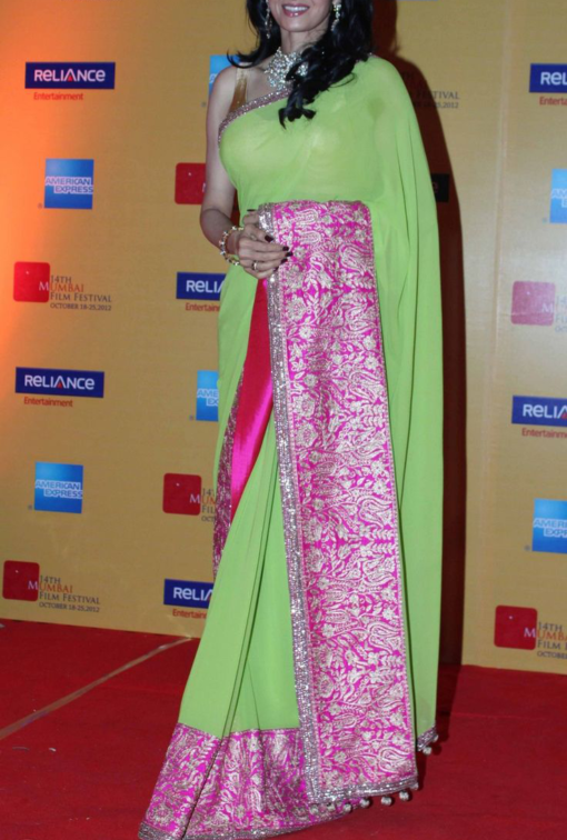 Best-out-of-waste-sarees-border-style-design