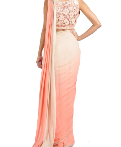 Best-out-of-waste-sarees-rapron-saree-2
