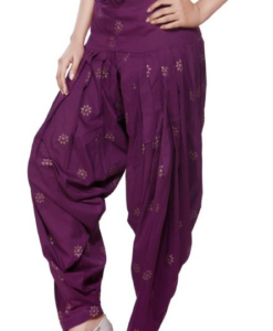 Best-out-of-waste-bottoms-patiala-salwar