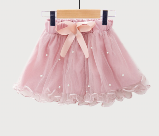 Best-out-of-waste-kid-wear-for-girls-simple-party-skirt