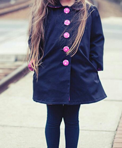 Best-out-of-waste-kids-wear-for-girls-casual-jacket