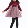 best-out-of-waste-kids-wear-for-girls-frock-with-bowknot