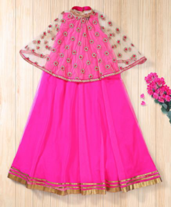 Best-out-of-waste-kids-wear-for-girls-pochu-style-indo-western