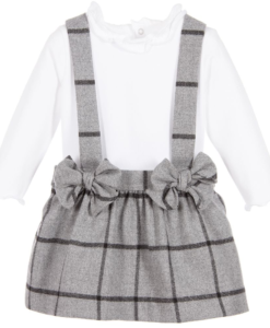 Best-out-of-waste-kids-wear-for-girls-stylish-skirt