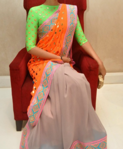 Best-out-of-waste-sarees