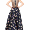 best-out-of-waste-standouts-evening-gown-with-belt-pattern-3