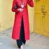 best-out-of-waste-indo-western-sherwani-with-pant