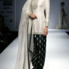 Best-out-of-waste-short-salwar-suit-with-dhoti