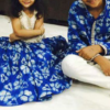 Best-out-of-waste-Brother-Kurta-with-sister-Lehenga-set-design