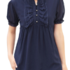Best-out-of-waste-tops-Ruffled-Collar--design