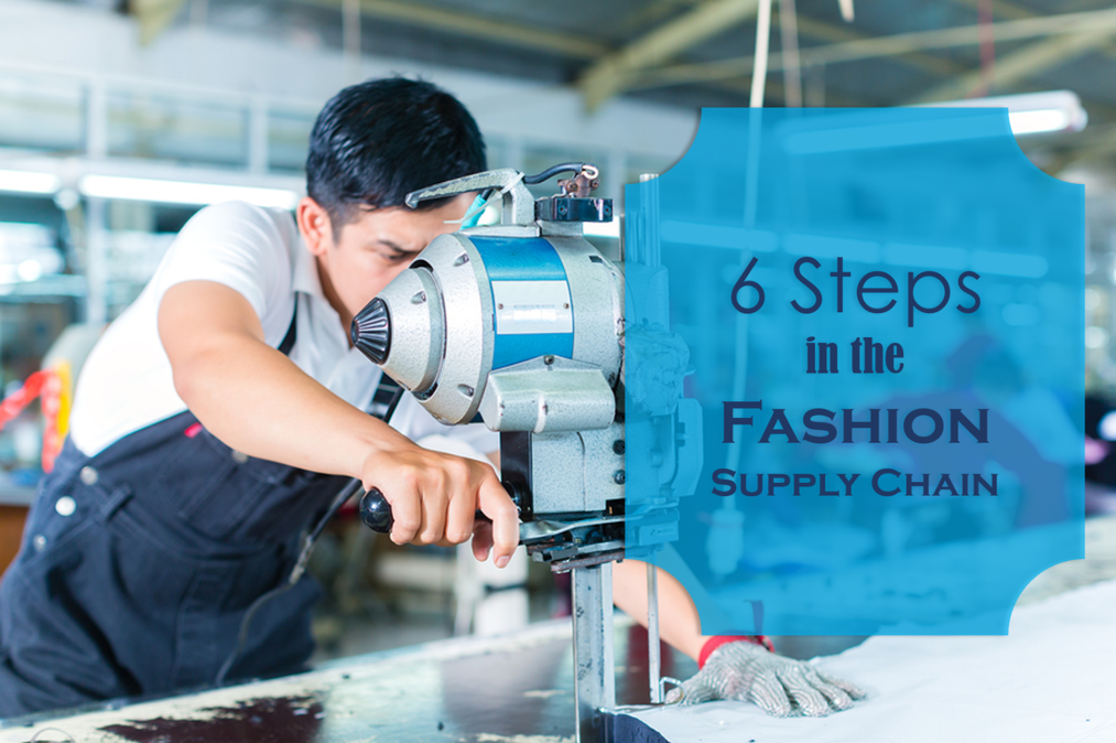 The Life of a Garment, from Seed to Sale 6 Steps in the Fashion Supply Chain